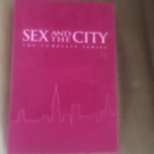 Sex and the City - TV Series on DVD -46